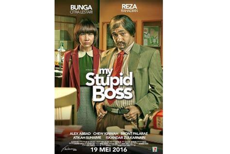 film komedi stupid boss kesan pertama yang dihadirkan film my stupid boss untuk