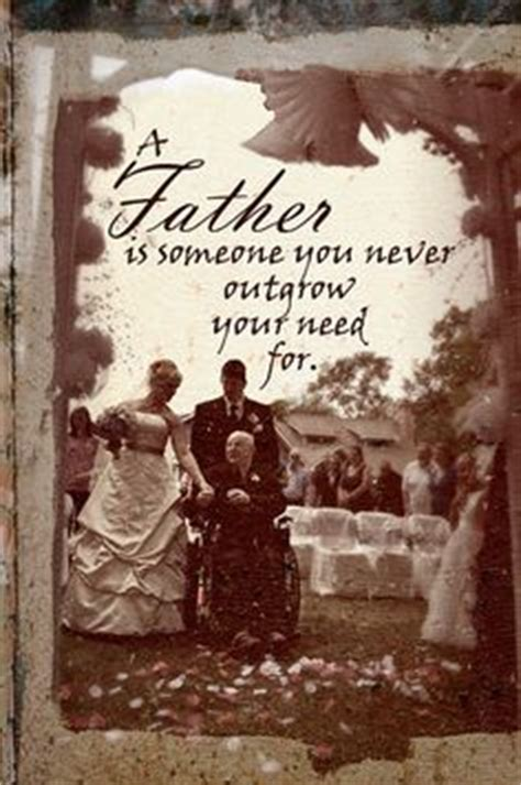 cleveland area wedding photographer. father quote, father