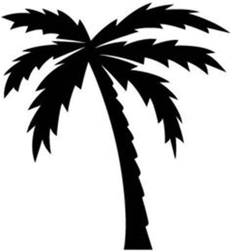 Palm Tree Stencil Outline by The World S Catalog Of Ideas