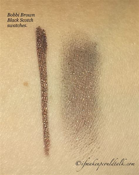 Eyeliner Brown brown black scotch wear gel eyeliner review and photos if makeup could talk