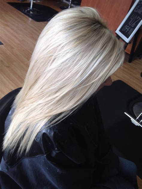pics of platinum blonde highlights platinum blonde highlights on pinterest platinum