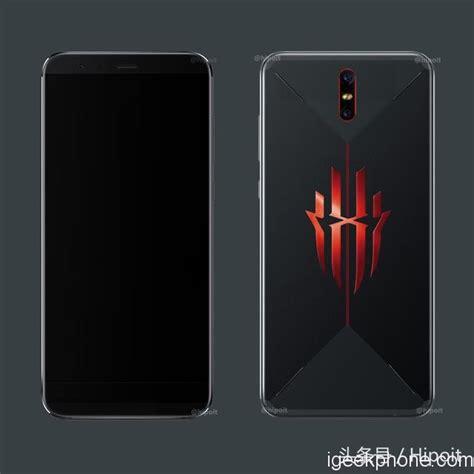 The Magic Phone nubia magic smartphone design specs release date