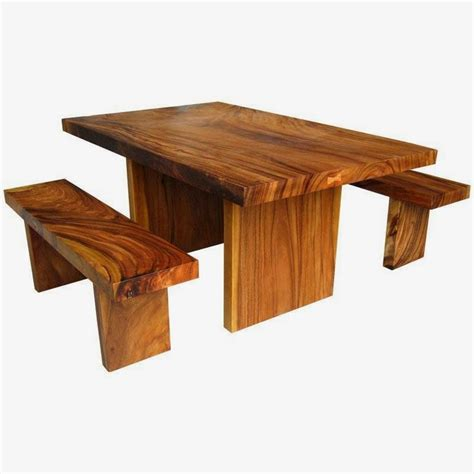 Meja Kayu Furniture meja kursi trembesi jepara jati furniture