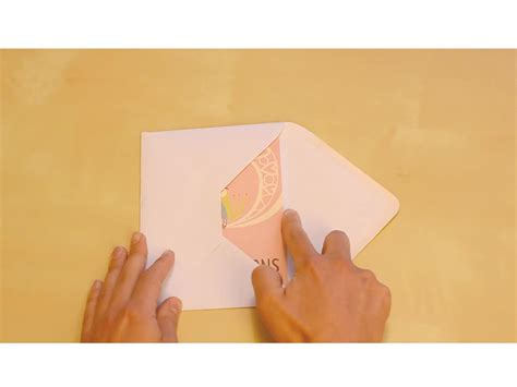 how to fold and insert a letter into an envelope 6 steps