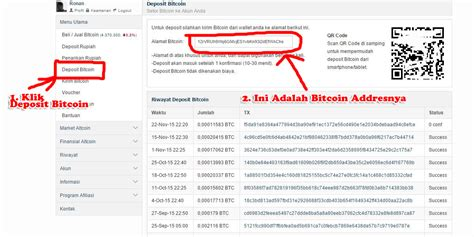 tutorial memulai bitcoin cara membuat akun bitcoin bitcoin wallet dompet bitcoin