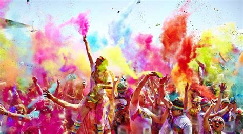 what is the color run yerevan color run a series of events of colored powder