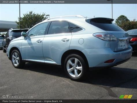 lexus rx 350 blue 2012 lexus rx 350 awd in cerulean blue metallic photo no
