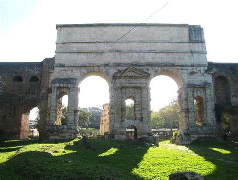 roma porta maggiore monumental picture of porta maggiore rome tripadvisor