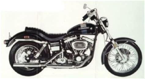 Harley Davidson Shovelhead Models Manuals 1966 1984