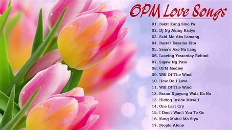 Top 100 Pamatay Puso Tagalog Love Songs 2019    Best OPM