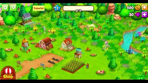 mod game farm android top farm gameplay android mobile game youtube