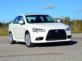 Mitsubishi Lancer Spec 2015 Mitsubishi Lancer Specs And Features Carfax