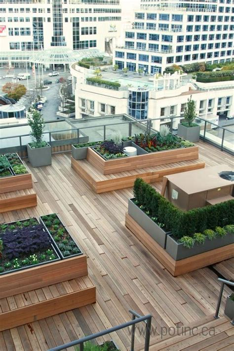 Roof Garden Ideas Rooftop Gardens The Best Rooftop Design Ideas For Your Home See More Inspiring Images On Our