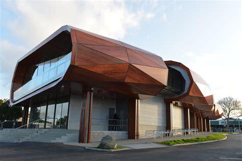 Awning Roof Custom Printed Alucobond Panels For New Glen Innes Youth