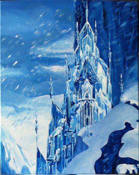 Frozen Castle the gallery for gt frozen castle background