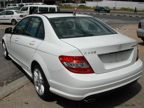 mercedes c200 used car prices used mercedes c200 amg 2009 c200 amg for sale
