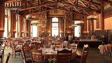 The ahwahnee hotel dining room, ahwahnee lodge yosemite