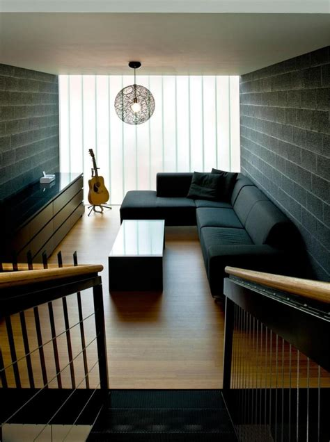 black living room design ideas decoration love