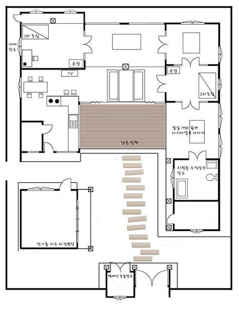hanok floor plan hanok house floor plan meze blog
