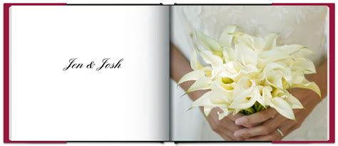 Wedding Book Design Software by Create Your Own Wedding Photo Book With Diy Software
