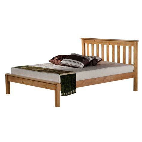 Buy Birlea Denver Pine Bed Frame Online Big Warehouse Sale Pine Bed Frame