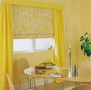 Kitchen Blinds And Curtains 25 Ideas For Kitchen Window Curtains And Blinds Color Material Length Pattern