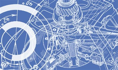 technical drawing free line technology design draft graphics collection