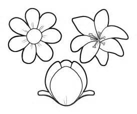imagenes de flores faciles para colorear flores infantiles para colorear colorear margaritas
