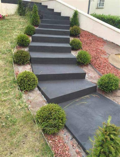 Escalier En Beton by Sublimez Vos Escaliers Ext 233 Rieurs Avec Le B 233 Ton Cir 233