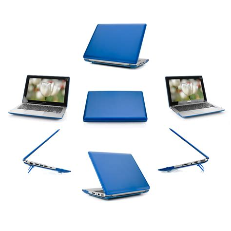 New Asus Laptop Blue Screen new mcover 174 shell for 11 6 quot asus vivobook x202e touch screen ultrabook ebay