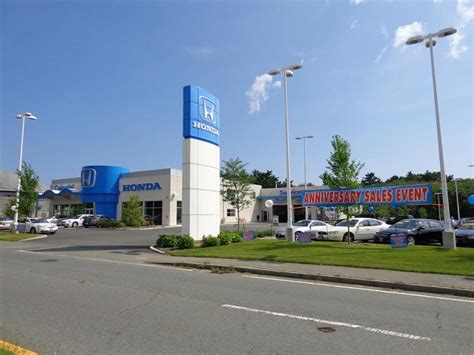 colonial honda of dartmouth honda service center