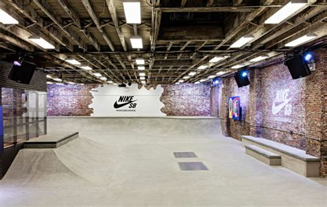 Parking Garage Williamsburg by Nike Opened A Skate Park In A Williamsburg Garage Free