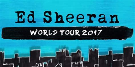 ed sheeran live in manila clickthecity events this just in ed sheeran in manila on november 7 2017