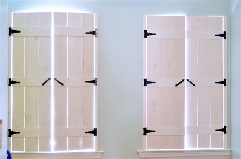 Indoor Shutters How To Make Indoor Shutters Create And Babble
