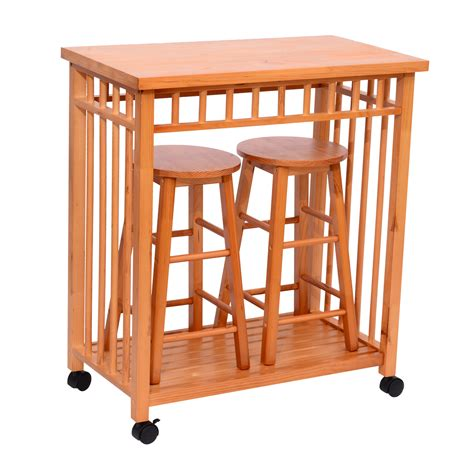 Kitchen Utility Cart Solid Beechwood Kitchen Utility Cart Solid Beechwood Walmart