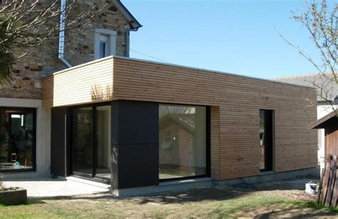 Prix Extension Maison 30m2 3060 by Extension Maison En Bois Photo De Id Concept Bois