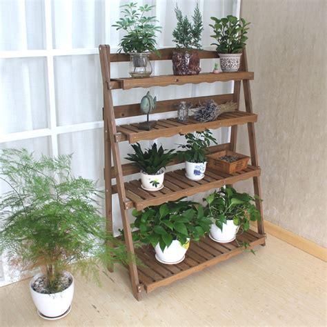 membuat rak bunga  kayu yuso tch jual