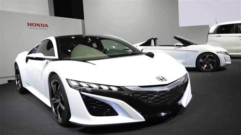 nissan acura 2015 2015 model new honda acura nsx concept youtube