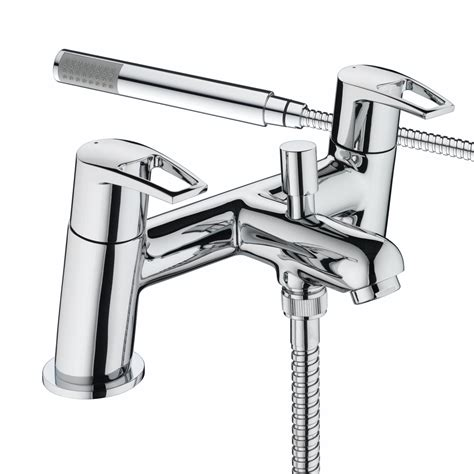 bristan bath shower mixer taps bristan smile bath shower mixer tap victoriaplum