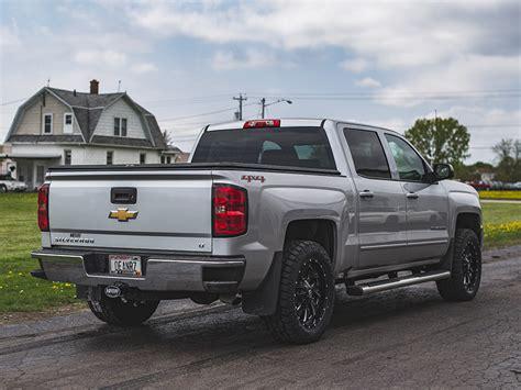 Wheels Chevy Silverado 2 2016 chevrolet silverado 1500 20x9 fuel offroad toyo lt285