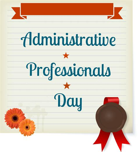 Adminstrative Professional Assistance Day