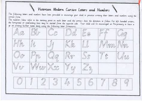 victorian handwriting worksheets printable 15 modern cursive font images modern cursive handwriting