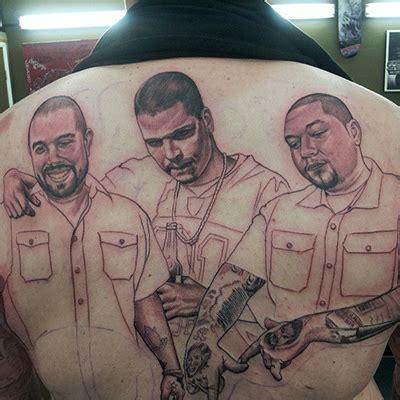 tattoo parlors san diego top san diego tattoo artist black and grey portraits