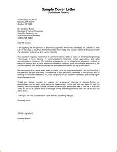 Business Letter Purely Block Form block letter examples format 1