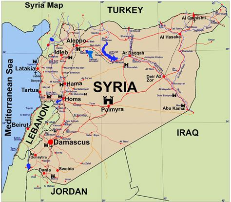 syria map of i will explain to you how we start world war 3 even if