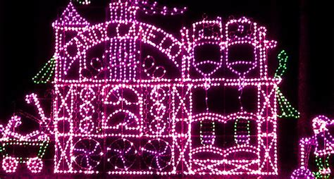 atlanta holiday light tours limousine packages
