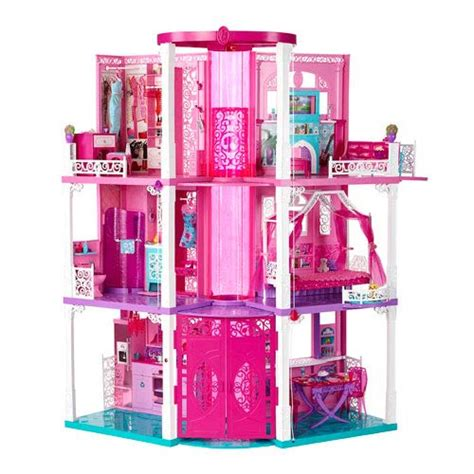 barbie doll dream house videos barbie doll dream house mattel barbie playsets at entertainment earth