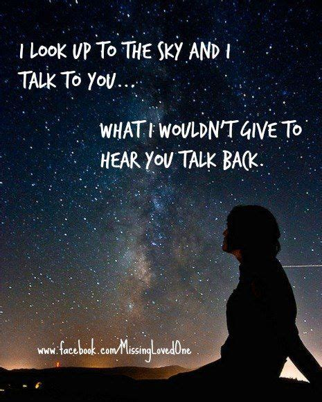 Lookup Anything I Look Up At The Sky To Talk To You I Would Give Anything