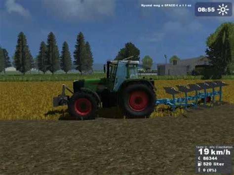 landwirtschafts simulator 2009 harvest summer 2010 // w