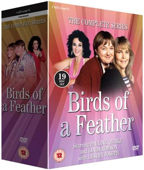 A Husbands Ways Feather Limited birds of a feather the complete series dvd zavvi